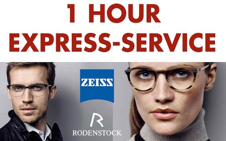 1 Stunden Service