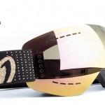 GLORYFY GP3. Die leichteste Skibrille der Welt.