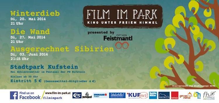 Film im Park