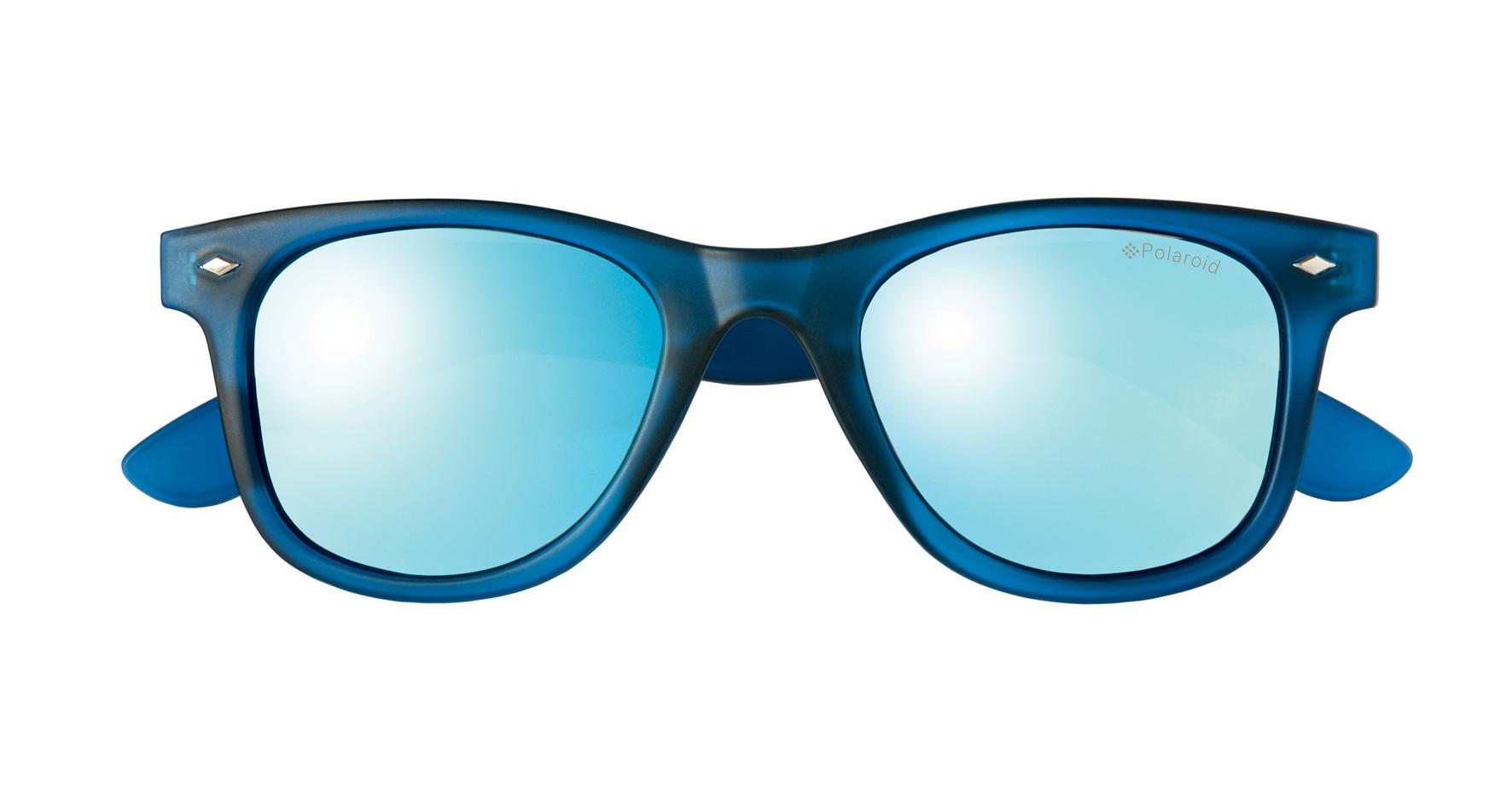 POLAROID 6009-blue_front-logo